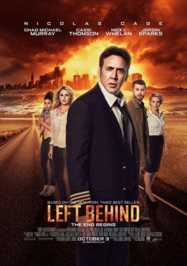 Left Behind: The End Begins 2014