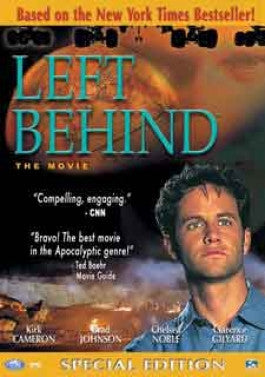 Left Behind the Movie DVD