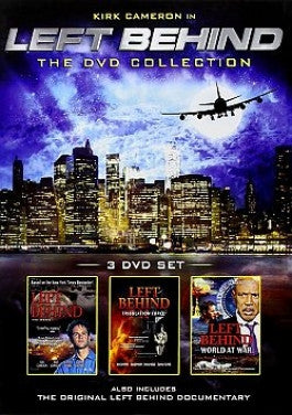 Left Behind Trilogy 3 DVD Collection