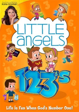Little Angels: 123s DVD