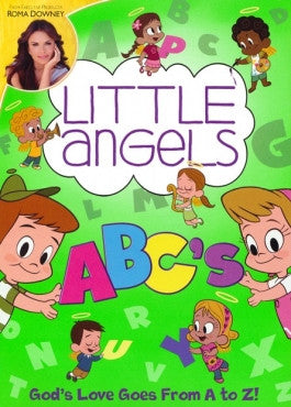 Little Angels: ABCs DVD
