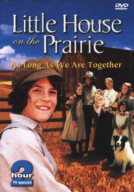 Little House on the Prairie: As Long As We Are Together DVD