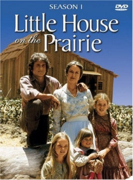 Little House on the Prairie Season 1 Boxed DVD Set (1974-1975)