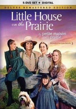 Little House on the Prairie Season 3 DVD Boxed Set
