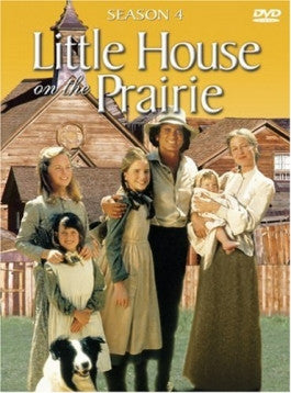 Little House on the Prairie Season 4 DVD Boxed Set