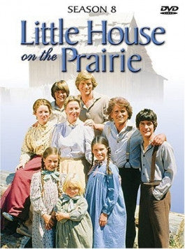 Little House on the Prairie Season 8 DVD Boxed Set