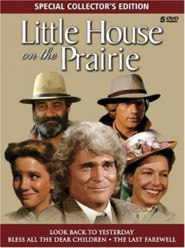 Little House on the Prairie: Special Collectors Edition 5 DVD Set