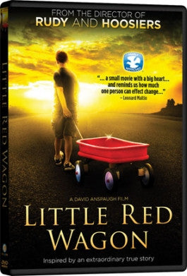 Little Red Wagon DVD