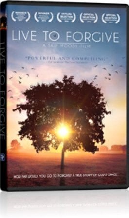 Live to Forgive DVD