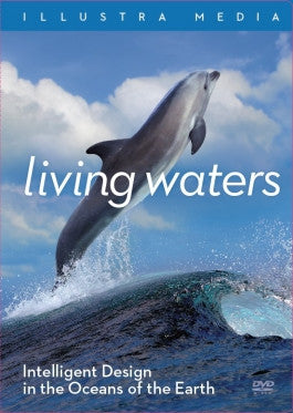 Intelligent Design: Living Waters Blu-ray