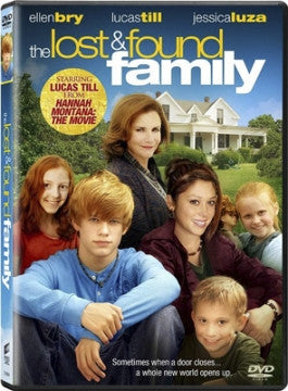 The Lost & Found Family DVD