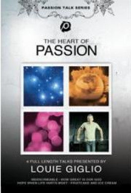 Louie Giglio: The Heart Of Passion DVD Set