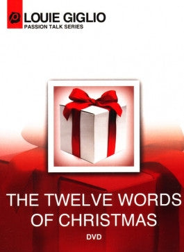 Louie Giglio: The Twelve Words of Christmas DVD