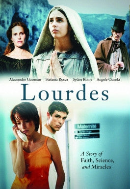 Lourdes: A Story of Faith Science and Miracles DVD