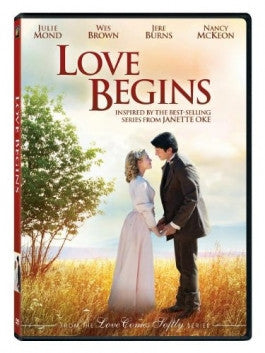 Love Begins DVD