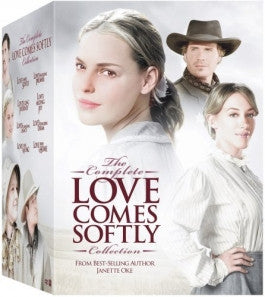 Love Comes Softly Complete Collection 8 DVD Set