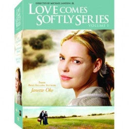 Love Comes Softly Series Vol 1 DVD Boxed Set