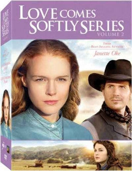 Love Comes Softly Series Vol 2 DVD Boxed Set