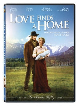 Love Finds A Home DVD