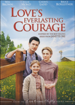 Love's Everlasting Courage DVD