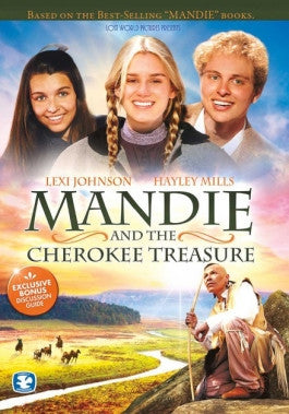 Mandie and the Cherokee Treasure DVD
