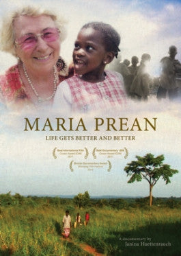 Maria Prean: Life Gets Better and Better DVD