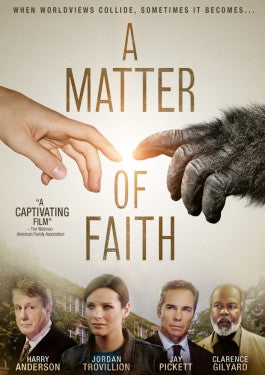 Matter Of Faith DVD