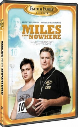 Miles from Nowhere DVD