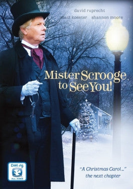 Mister Scrooge To See You DVD