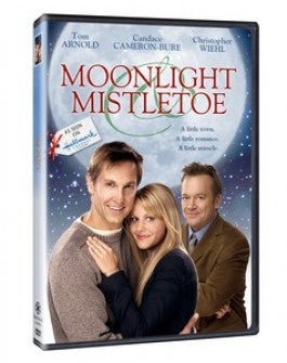 Moonlight and Mistletoe DVD