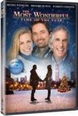 The Most Wonderful Time of the Year Henry Winkler Brooke Burns Warren Christie Hallmark Channel