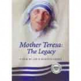 Mother Teresa: The Legacy DVD