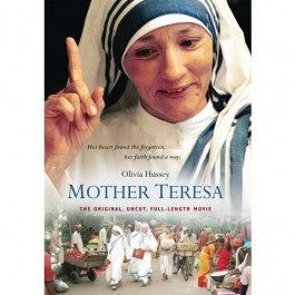Mother Teresa: The Original Uncut, Full Length Movie DVD