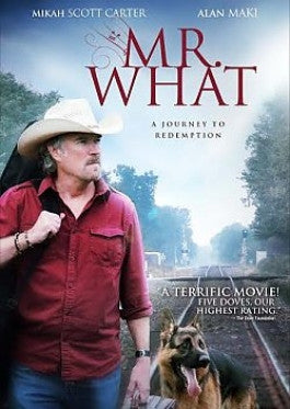 Mr. What DVD
