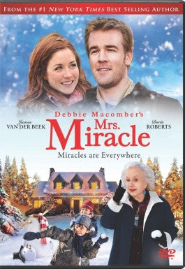 Mrs. Miracle DVD
