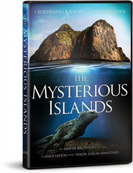 The Mysterious Islands DVD