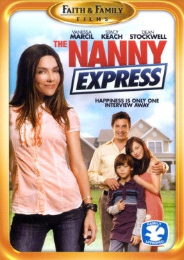 The Nanny Express DVD