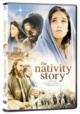 The Nativity Story DVD