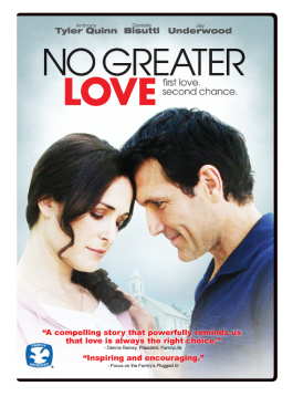 No Greater Love DVD