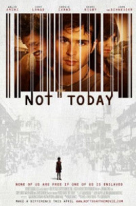Not Today DVD