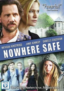 Nowhere Safe DVD