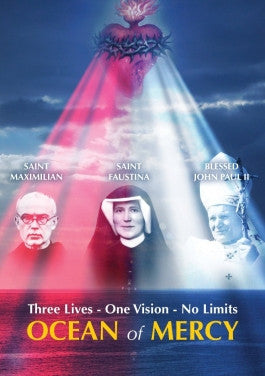 Ocean of Mercy - Three Lives - One Vision - No Limits  DVD