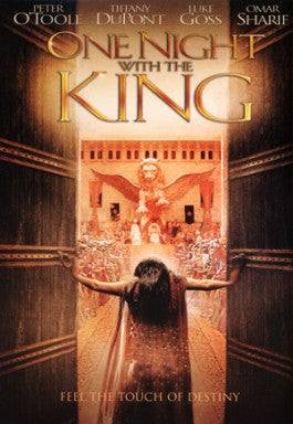 One Night With The King DVD