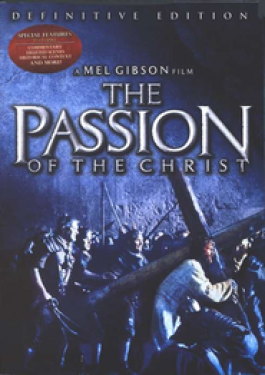 The Passion of the Christ Definitive Edition DVD Set