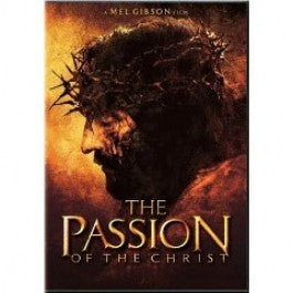 The Passion of the Christ DVD (English & Spanish Included)