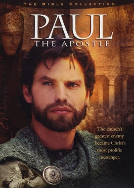 The Bible Collection: Paul the Apostle DVD