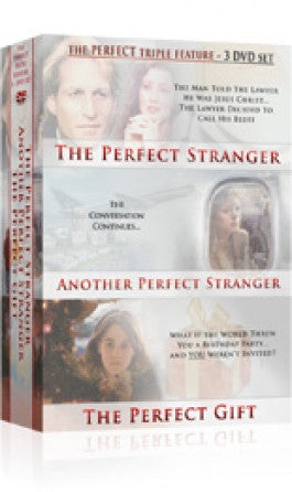 Perfect Stranger and The Perfect Gift 3 DVD Set