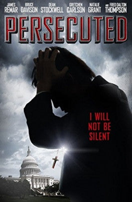 Persecuted DVD