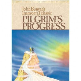 Pilgrims Progress Animated Version DVD