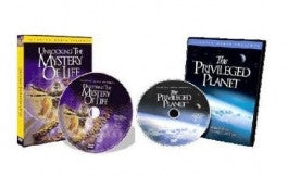 The Privileged Planet and Unlocking the Mystery of Life 2 DVD Combo Pack